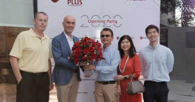 Best Western Plus Nexen Hosts Opening Party in Pattaya