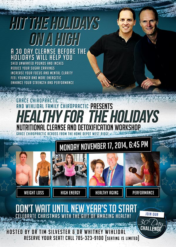 Grace Chiropractic November Health Event