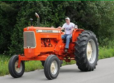 oro worlds fair tractor pull