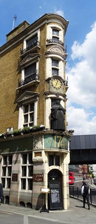 Black Friar Pub, London, England