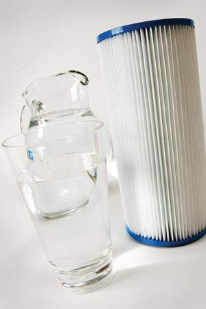 water filter for cleaner water