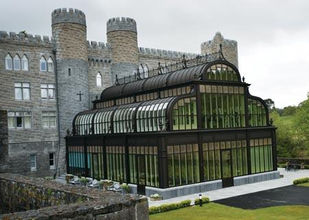 Arboretum at Ashford CAstle in Ireland