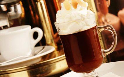 making great irish coffee