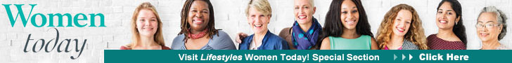 Lifestyles online magazine special section, Women Today
