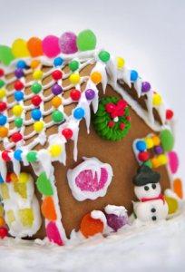 DIY Mini Gingerbread Houses @ Collingwood Public Library | Collingwood | Ontario | Canada