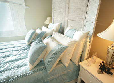 make your home a showplace bedroom