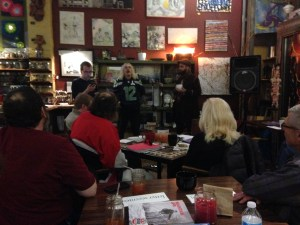 Word Up Reading Series @ Unity Market & Café | Barrie | Ontario | Canada