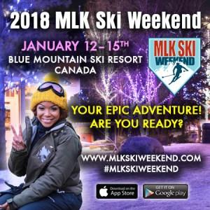 22nd Annual MLK SKI WEEKEND @ Blue Mountains | The Blue Mountains | Ontario | Canada