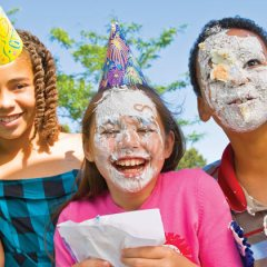 Tips for successful kids' parties