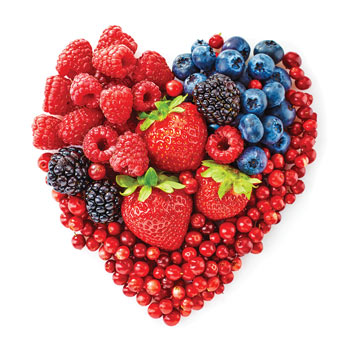 fruit for a heart health