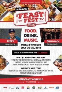 Feast Fest Midland