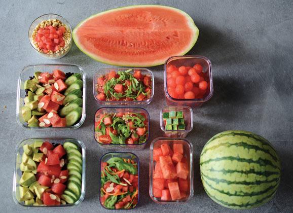 watermelon treats