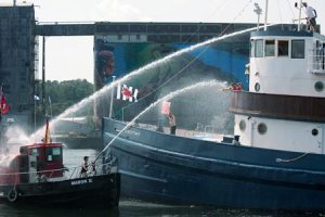 TugFest & HarbourFair @ Midland Town dock | Midland | Ontario | Canada