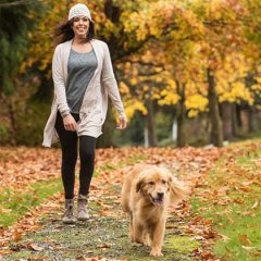 4 Ways You and Your Dog Can to Fall in Love with Fall