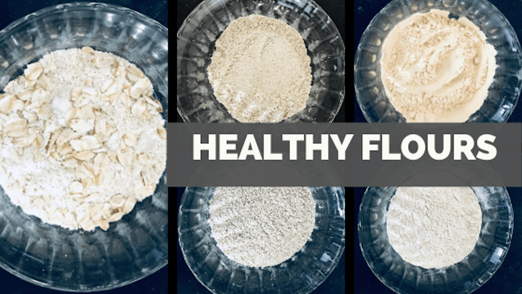5 Healthy Flours to Make Roti or Chapati: Great Alternatives to Refined Wheat Flour