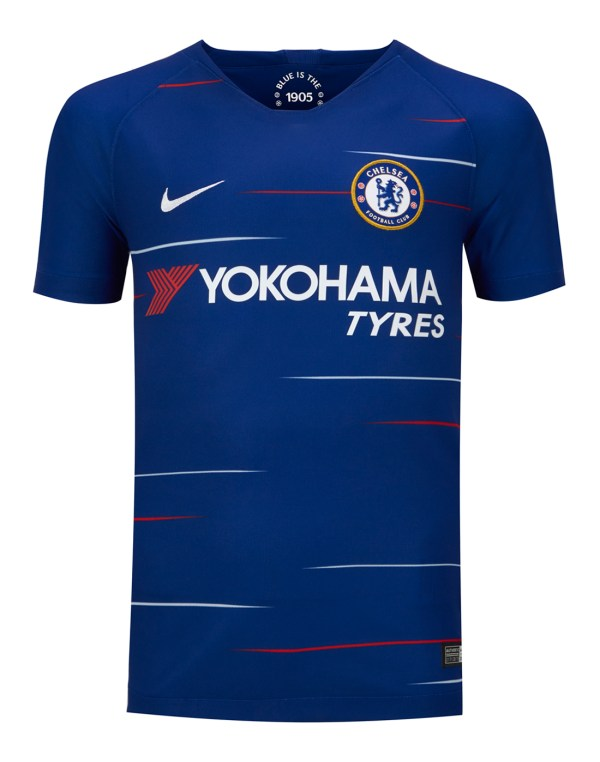 7c642997baa Chelsea Training Jersey Nike - Year of Clean Water