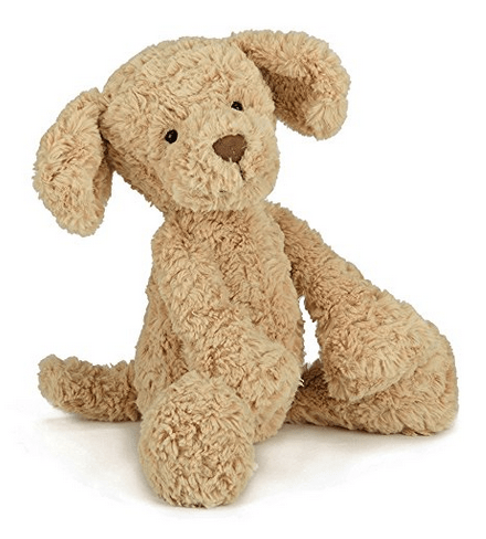 stuffed animal puppy