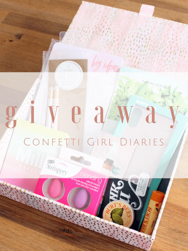 Happy 6 Months to CGD + A Giveaway!