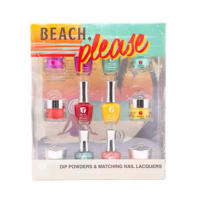 Beach, Please - Limited Edition Collection gift for Nail Lovers