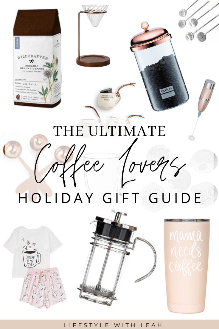 Holiday Gift Guide for Coffee Lovers