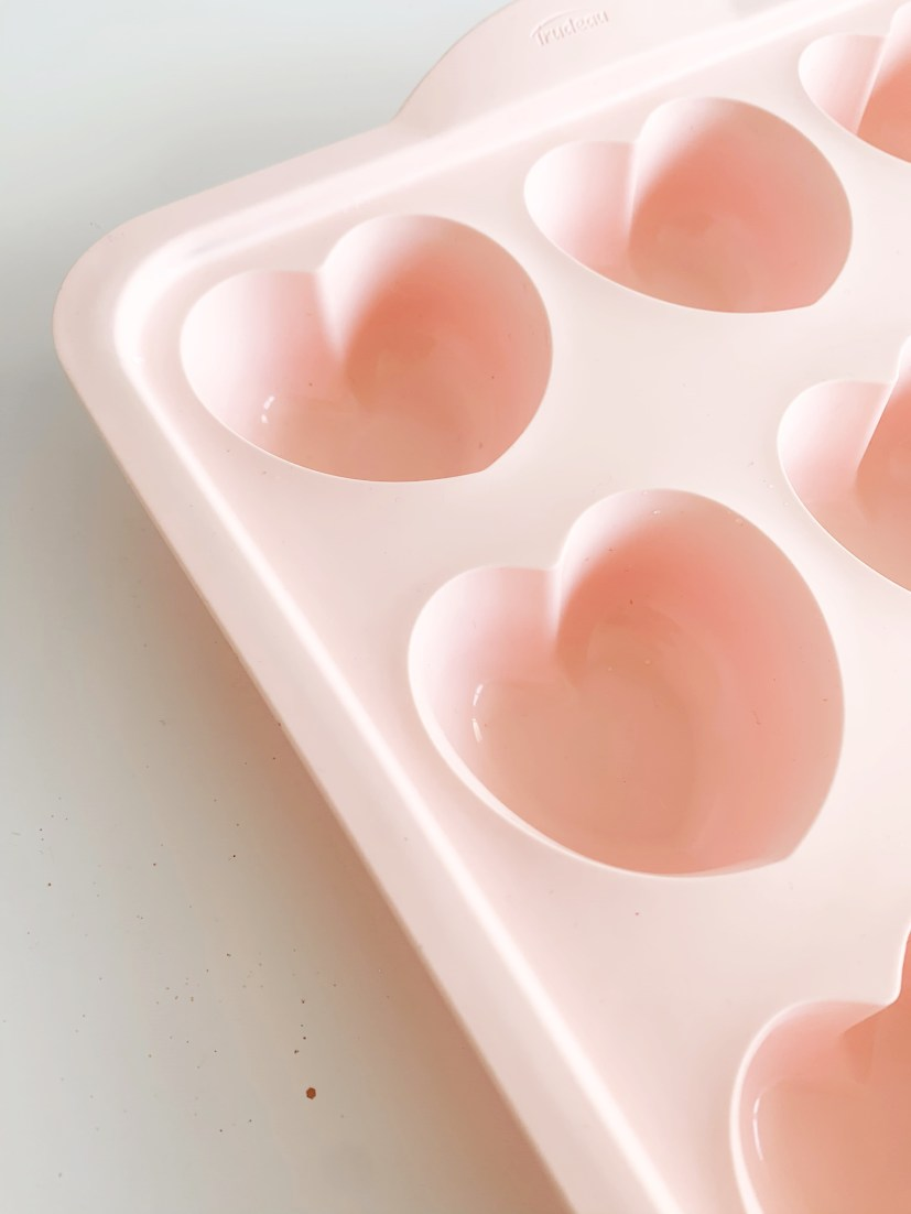 Heart Molds for Hot Chocolate Bombs