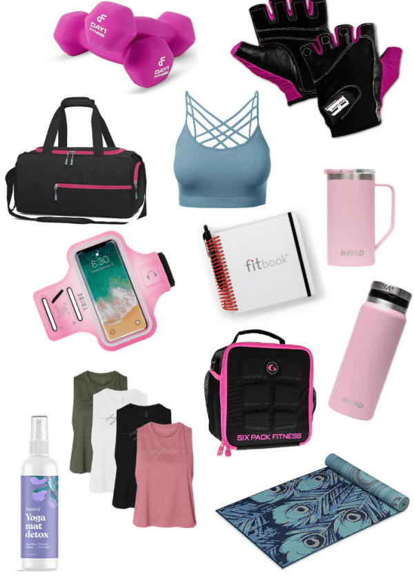 Holiday Gift Guide Fitness Lover