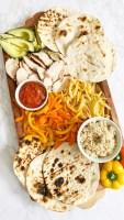 Chicken Fajita Board