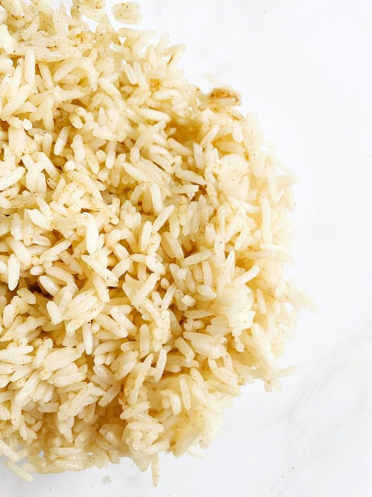 fajita rice