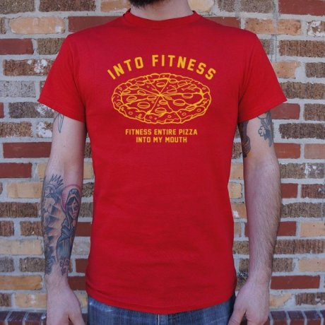 Into Fitness funny shirts