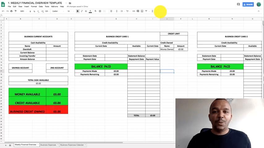 amazon fba spreadsheet overview master your money now life