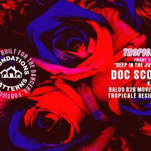 Deep in the Jungle: Doc Scott - Patterns Brighton