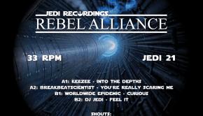 The Rebel Alliance EP [Jedi recordings]