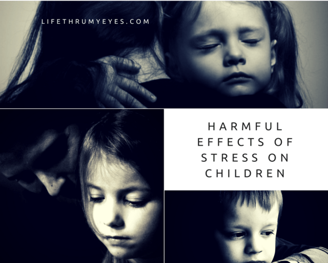 Harmful effects of stress on children