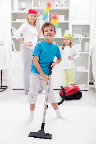 Top 10 Reasons Why I want My Son to Learn Household Chores