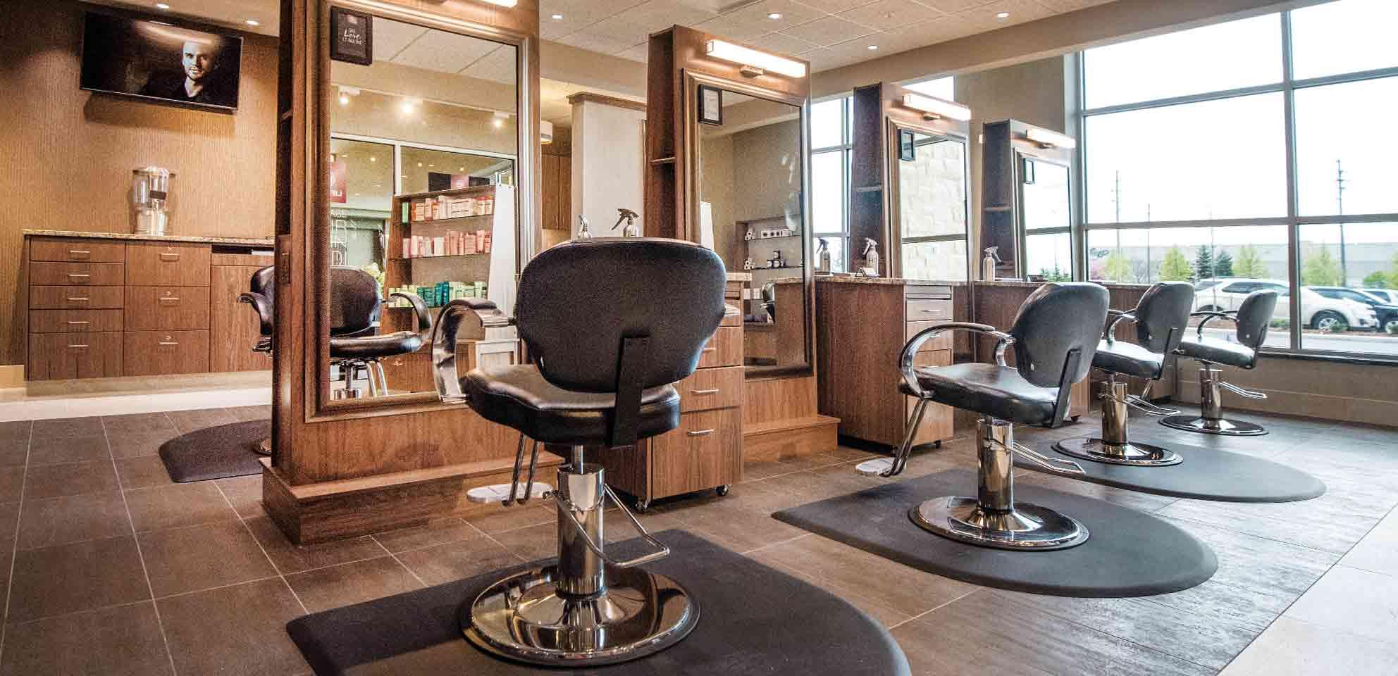 hair salon at life