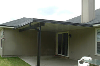 jacksonville outdoor kitchens white kitchen cabinets and backsplash patio covers, carports & awnings - lifetime enclosures
