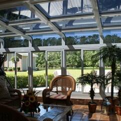 Jacksonville Outdoor Kitchens Round Kitchen Island Sunrooms & Solariums - Lifetime Enclosures