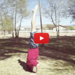 How I learned Free Standing Handstand Pushups