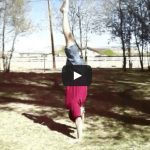 How to Hold a Straight Handstand