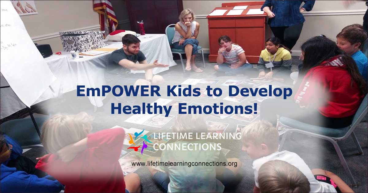 teach kids about personal power