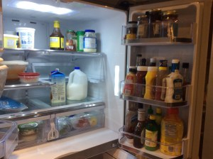 Kitchen Organizing Checklist