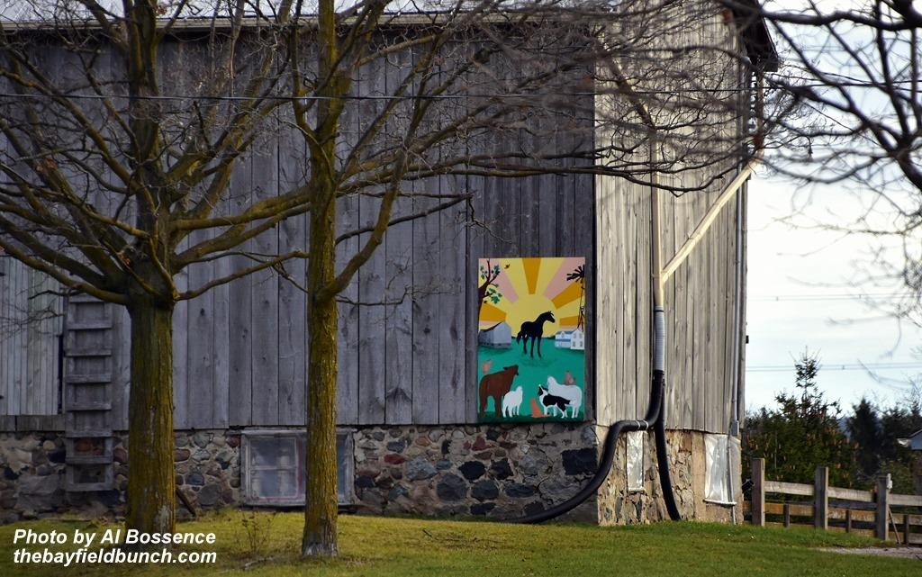 The Beauty of Barn Art