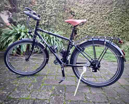 My bicycle - Thorn Nomad MK2