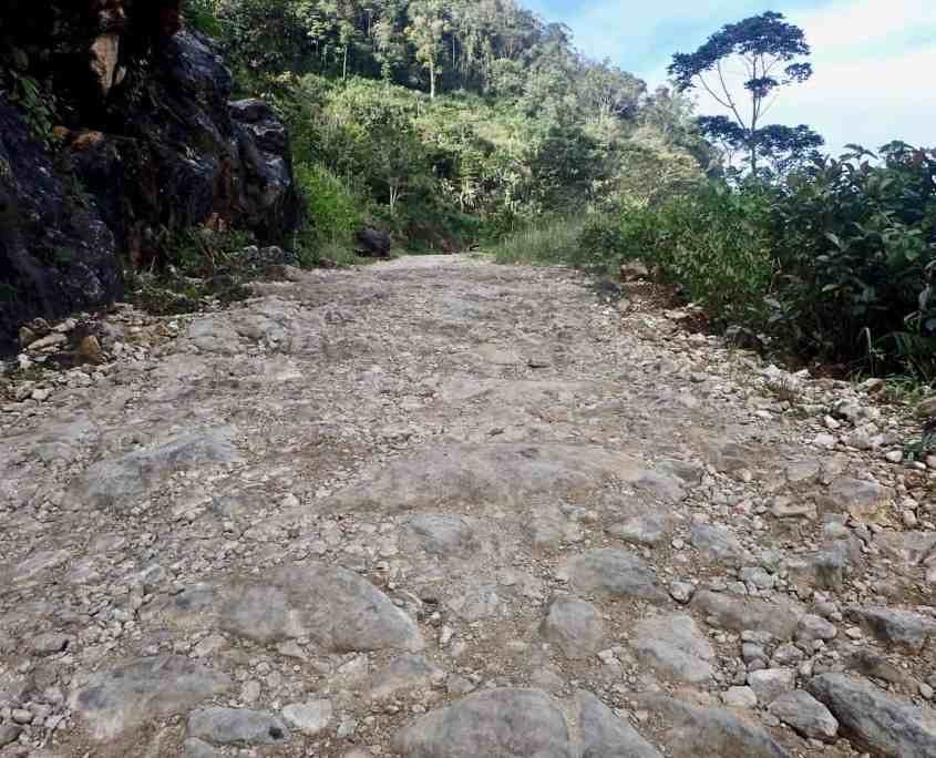 Bicycle Touring Guatemala - main highway no. 5