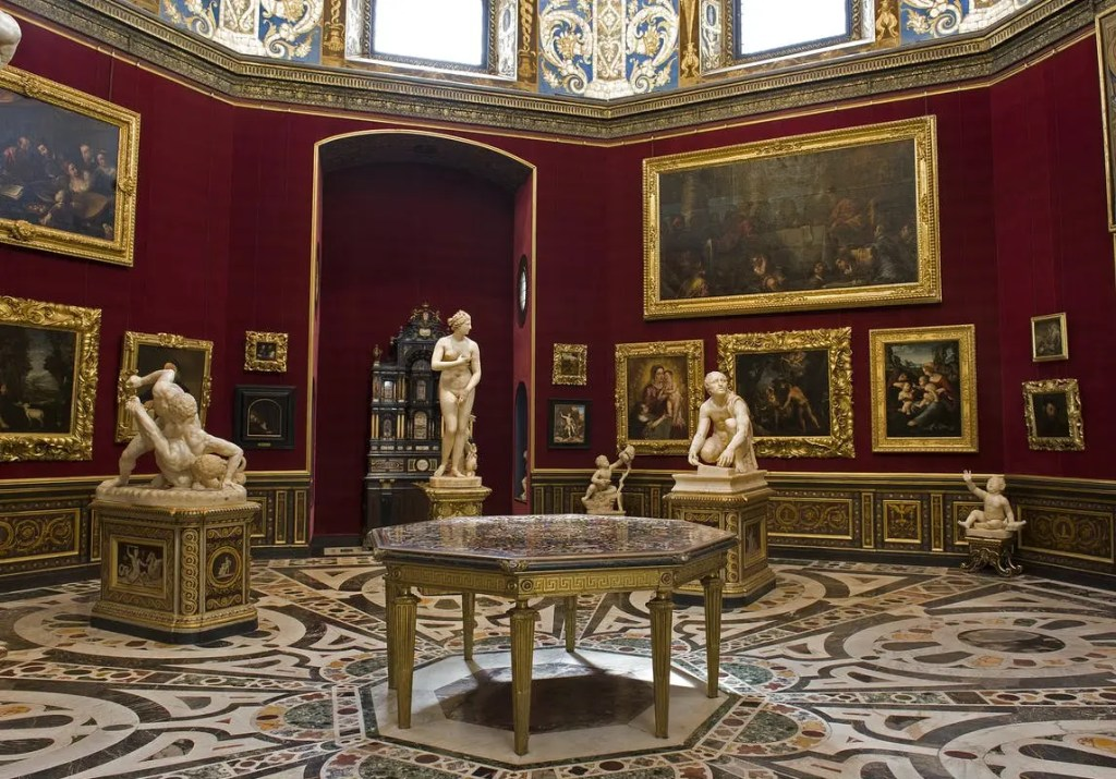 Gli uffizi Gallery- Florence's Top Beautiful Places