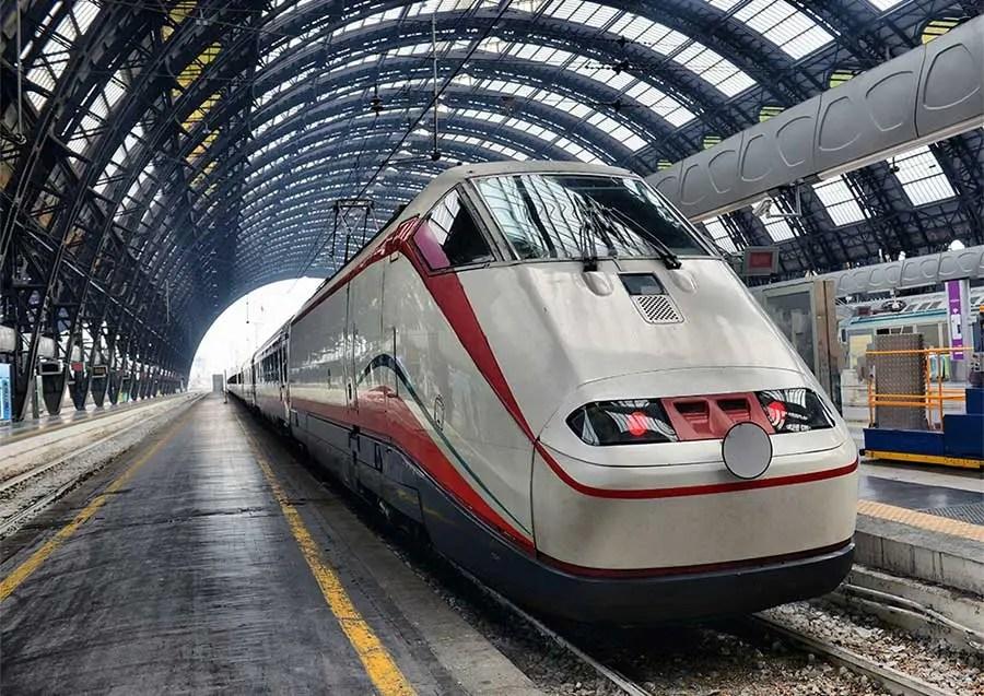 frecciabianca train