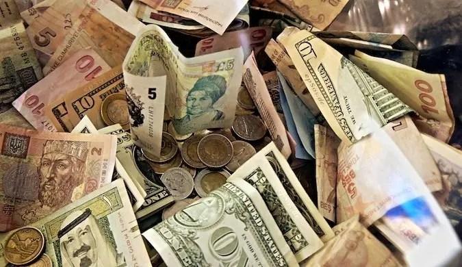 money- Advice for the Beginner traveller