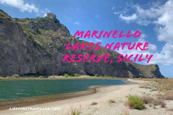 Marinello Lakes Nature Reserve, Sicily by Lifetime Traveller