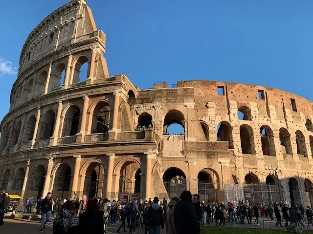 colosseum, colosseo, best things to see in Rome, Italy