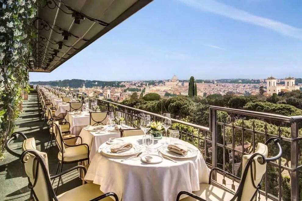 restaurant in Rome, Italy by Lifetime Traveller